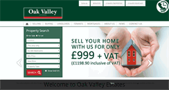 Preview of oakvalley.co.uk